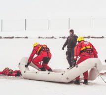 Skupna vaja Gasilskega zavoda Trbovlje in Podvodne reševalne službe Trbovlje