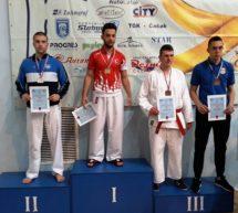 Trboveljčani do treh medalj na močnem turnirju v Čačku