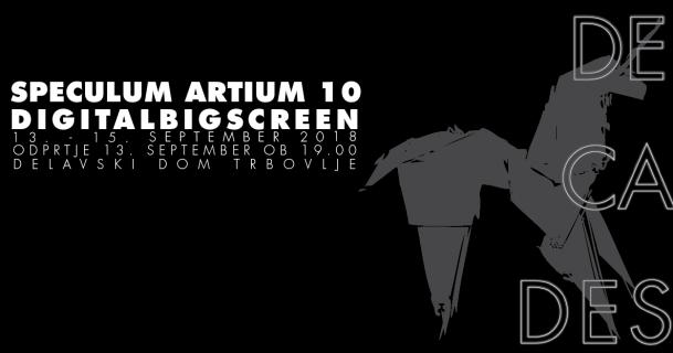 Deseta edicija festivala novomedijske umetnosti Speculum Artium