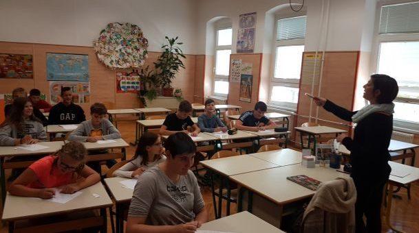 Evropski dan jezikov na OŠ Ivana Cankarja Trbovlje