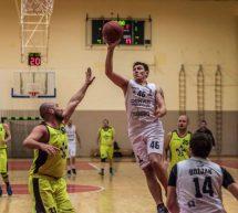 Peti teden Košarkarske rekreativne lige Zasavje