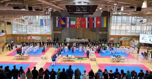 46. Mednarodni karate turnir »Trbovlje Open 2018«