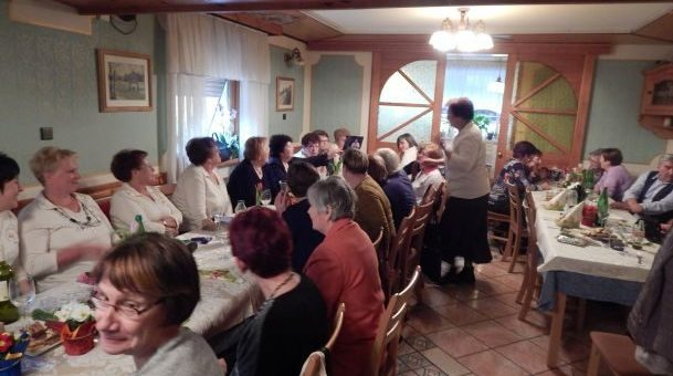 Letno srečanje članic Društva kmečkih žena in deklet Trbovlje
