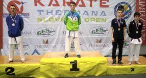 Karate: Trboveljčanom 9 medalj na odprtem prvenstvu Slovenije v Laškem