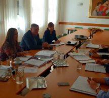 Danes delovni sestanek z DRI glede navezave na avtocesto
