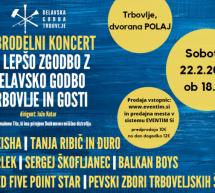 Dobrodelni koncert Delavske godbe Trbovlje za triletnega Tita Zadobovška