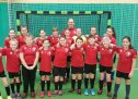 Uspešen zaključek zimskih turnirjev za zasavske nogometašice