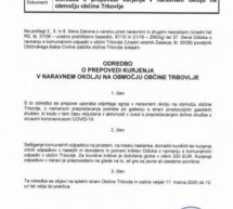 Prepoved kurjenja v naravnem okolju v občini Trbovlje