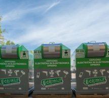 Marčevska zbiralno-nagradna akcija v uličnih zbiralnikih Zasavja je v MIROVANJU