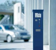 Preklic prekinitve plačevanja parkirnine pri bolnišnici v Trbovljah