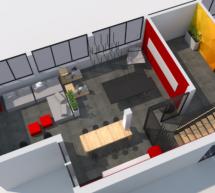 Pokukajte v notranjost novega doma