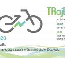 Prvi sistem izposoje električnih koles v Zasavju