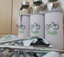 Veste kako poteka registracija v sistem TrajBi in izposoja koles?