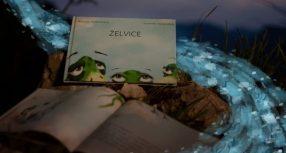 Želvice, prav posebna knjiga o pogosto zamolčani temi