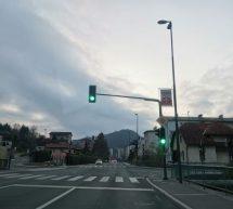 Spremenjen prometni režim na križišču Kamnikar.