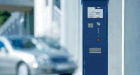 Začasno podaljšano brezplačno parkiranje na modrih conah