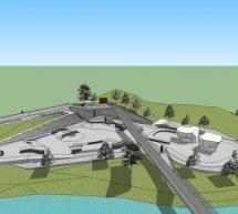 Kmalu začetek gradnje Športnega parka Ledenica