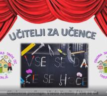 Motivacijski video učiteljev OŠ Tončke Čeč