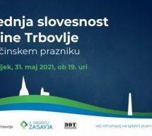 Osrednja slovesnost ob prazniku občine Trbovlje tudi preko spleta