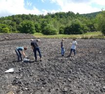 Potek geološko – geotehničnih raziskav na Lakonci