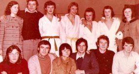 50 let karateja v Trbovljah