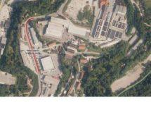 Delna zapora ceste Železokrivnica – Nasipi