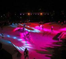 Spektakularno odprtje Športnega parka Ledenica