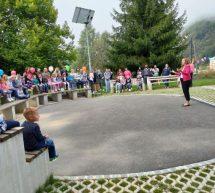 Županja Jasna Gabrič učencem zaželela uspešen začetek šolskega leta