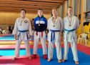 Karate – 16 Trboveljčanov osvojilo 14 medalj na 3. pokalni tekmi Karate zveze Slovenije