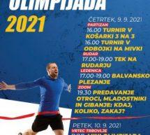 Mlada olimpijada se vrača!