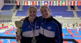 Karate – Barbara Haberl zmagala na odprtem prvenstvu Budimpešte