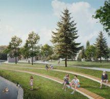 Vas zanima, kako bi po trenutni idejni zasnovi izgledal park?